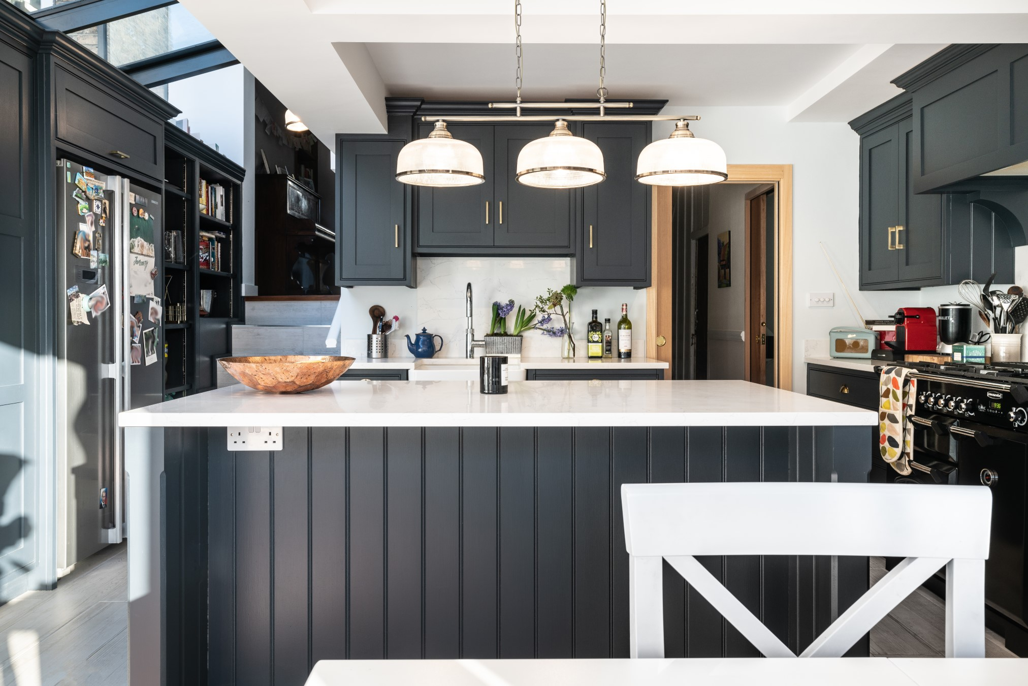 Introducing Black In The Kitchen From Farrow Ball Nicholas Bridger
