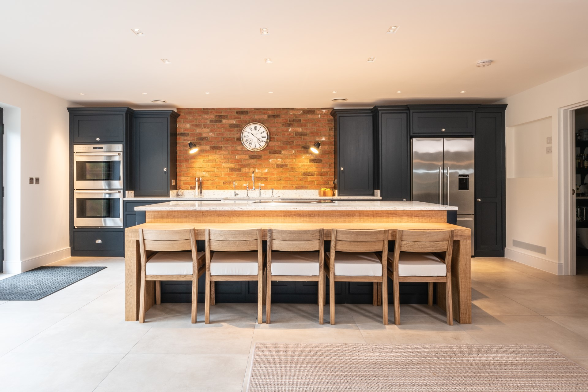 Creating A Single Wall Kitchen With An Island Nicholas Bridger