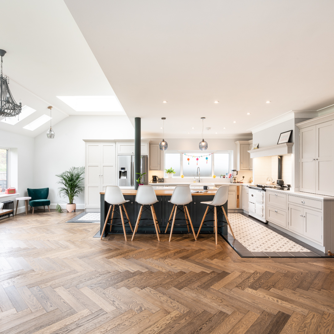 Designing An Extension For Your Dream Kitchen Nicholas Bridger