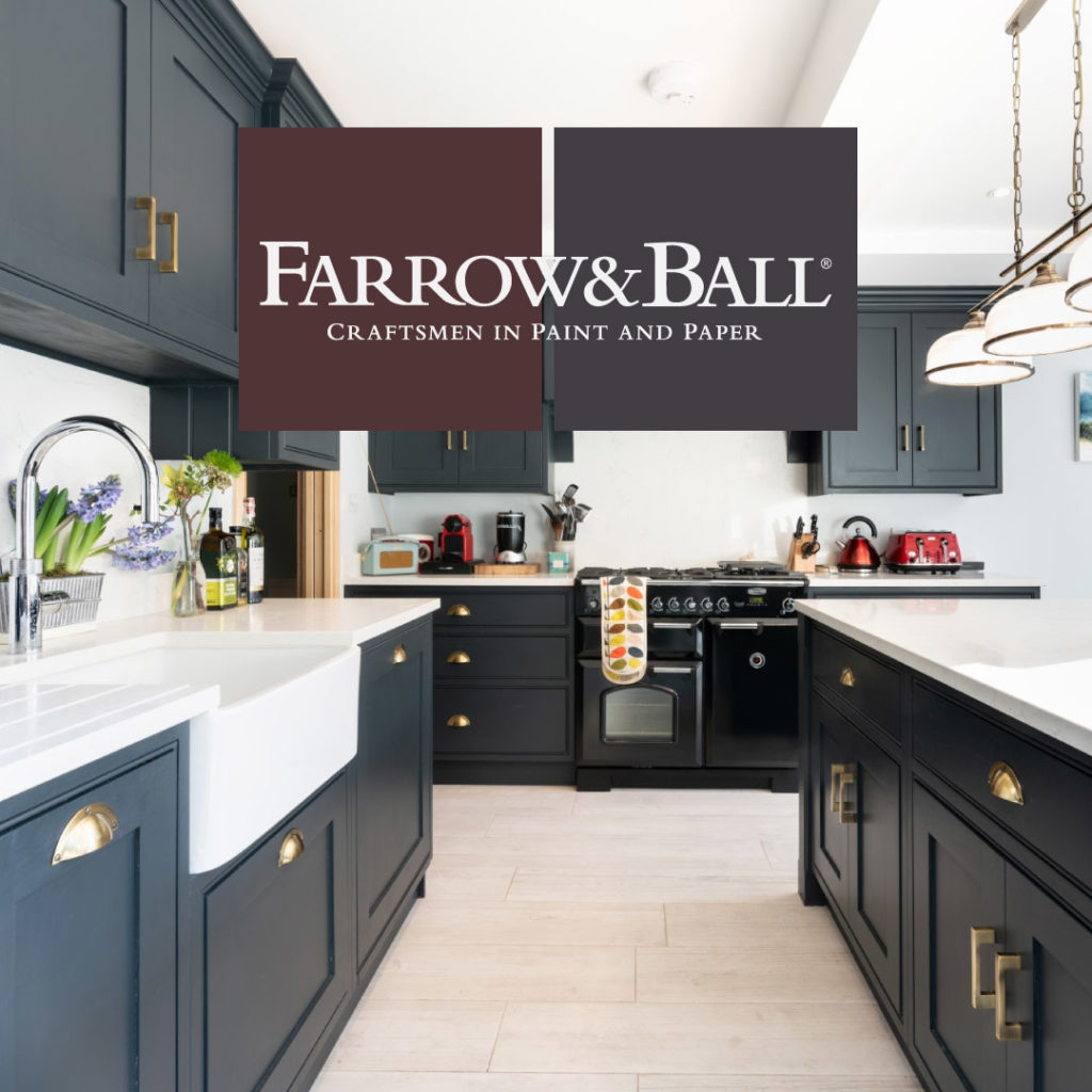 Farrow And Ball Kitchen Cabinets: Nicholas Bridger Kitchens