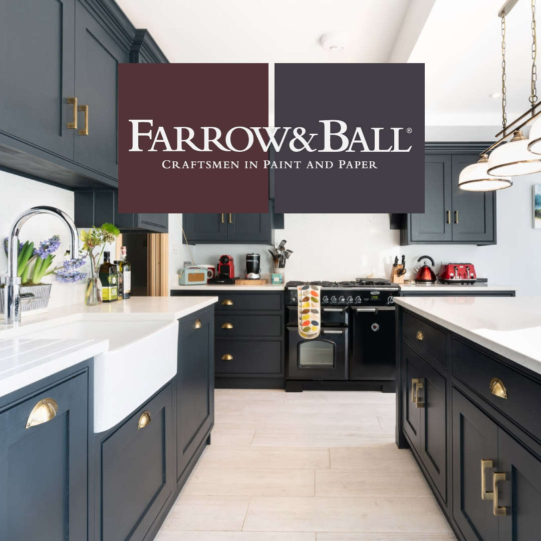Farrow And Ball Kitchen Cabinets: Introducing Dark Colours In The Kitchen From Farrow & Ball