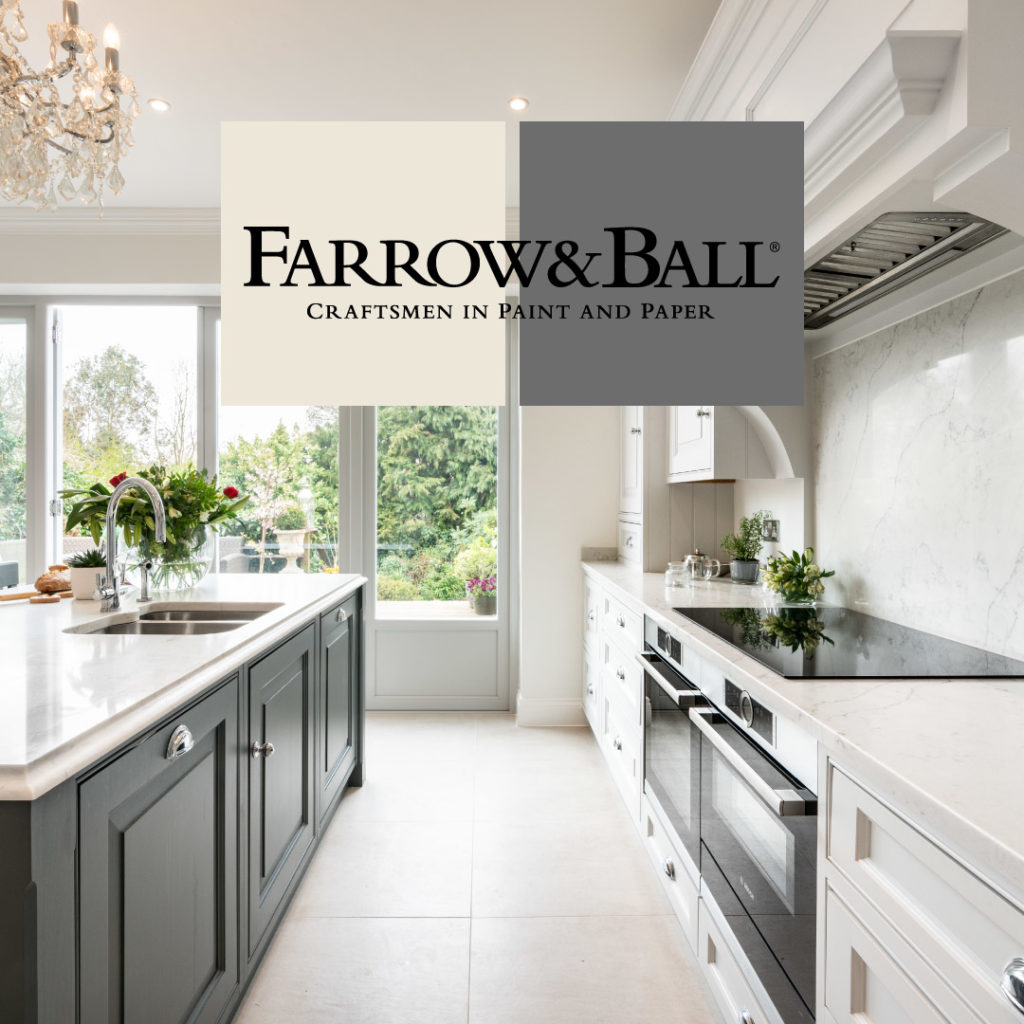 Introducing Grey Hues In The Kitchen From Farrow Ball Nicholas