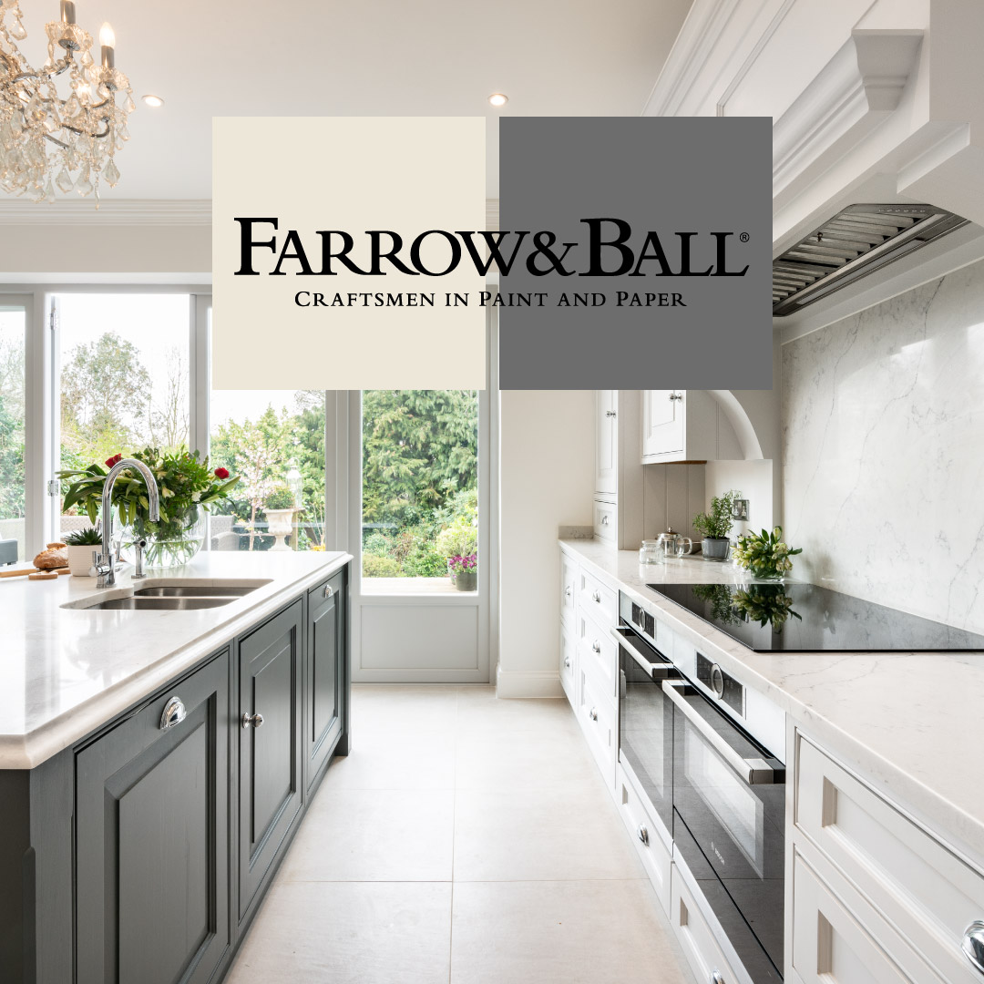 Introducing Grey Hues In The Kitchen From Farrow Ball Nicholas Bridger