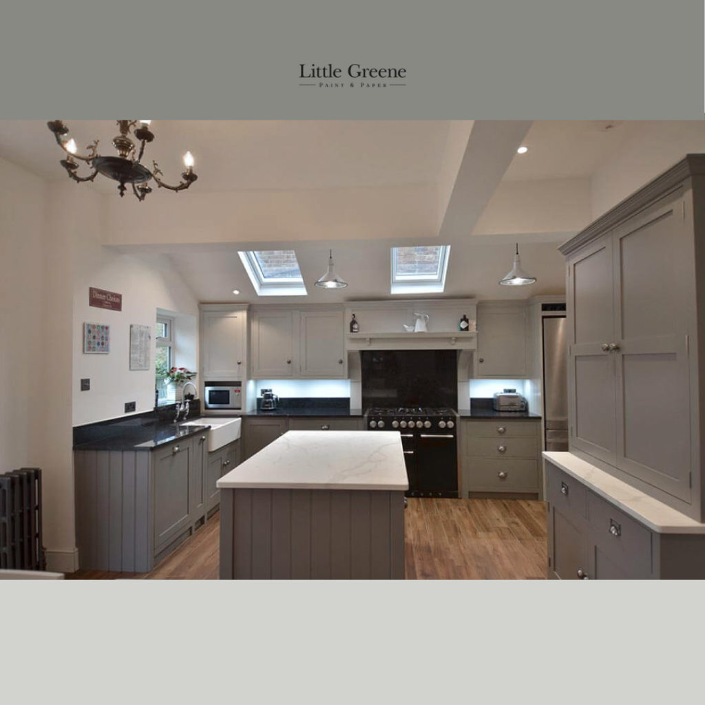 Superbe Introducing Grey In The Kitchen From Little Greene Paint Company