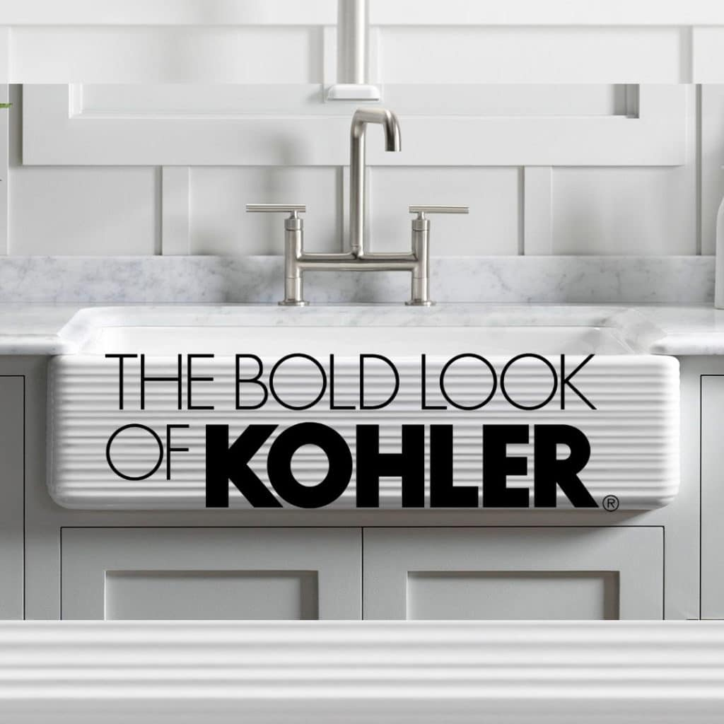 Kohler Sinks within a Handmade Kitchen - Nicholas Bridger