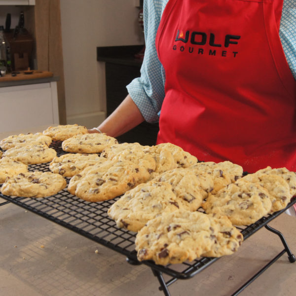 Wolf M-Series peanut butter cookies
