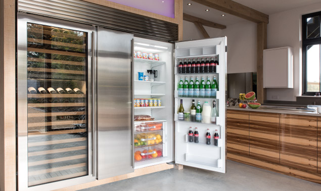 Sub Zero Appliances Fridge Freezers Wine Storage