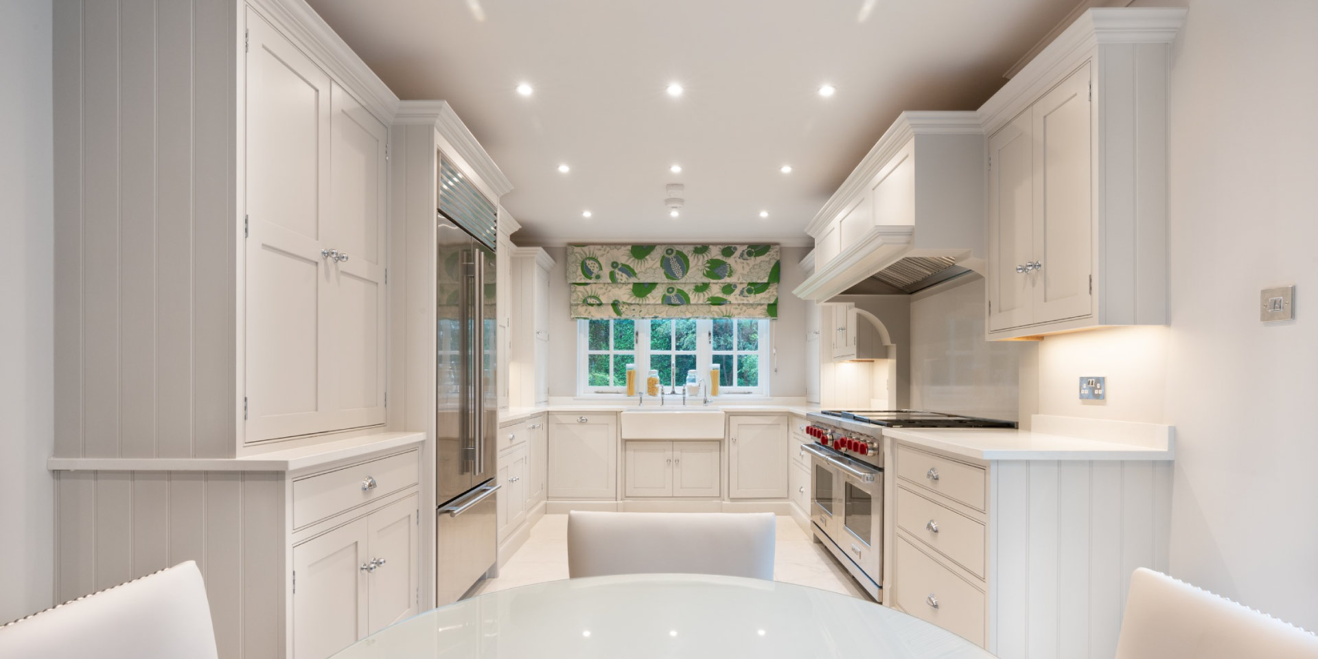 nicholas bridger kitchen example cream shaker kitchen