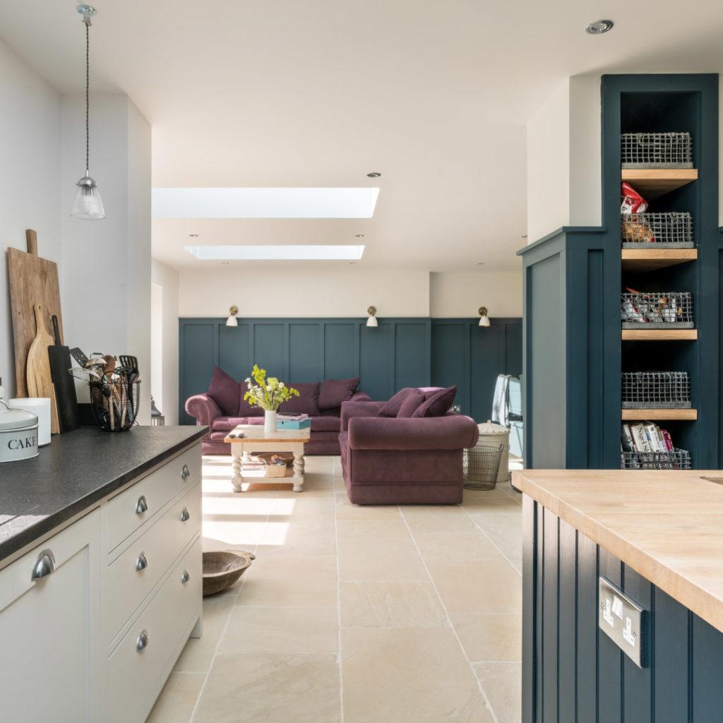 Designing an Open-Plan Living Space - Nicholas Bridger