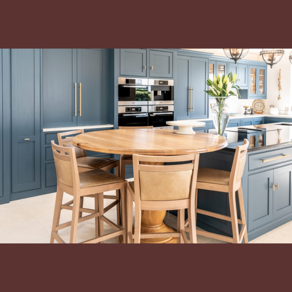 nicholas bridger kitchen diary potters bar classic shaker kitchen