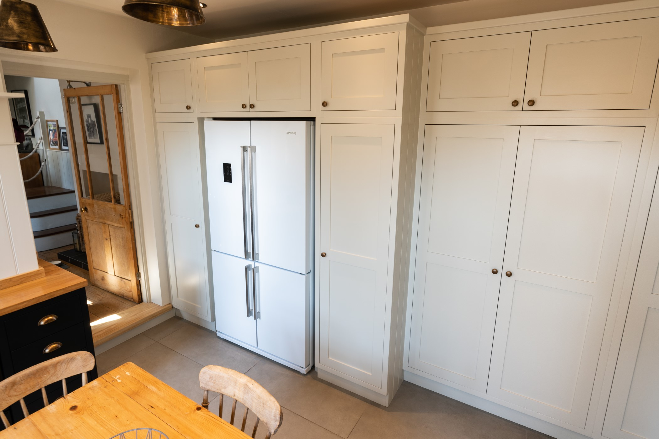 Floor To Ceiling Kitchen Cabinetry Nicholas Bridger