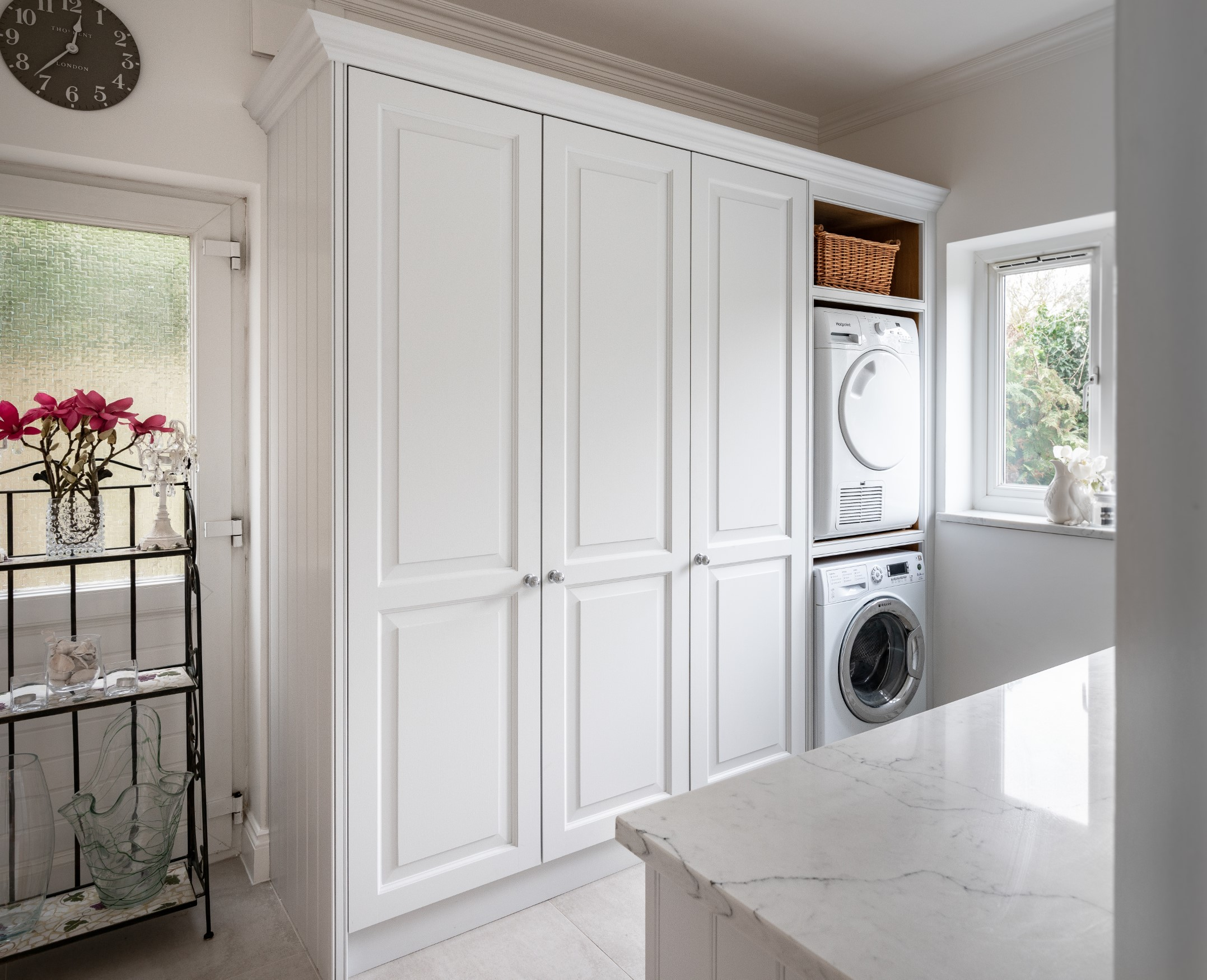 Floor To Ceiling Kitchen Cabinetry Nicholas Bridger