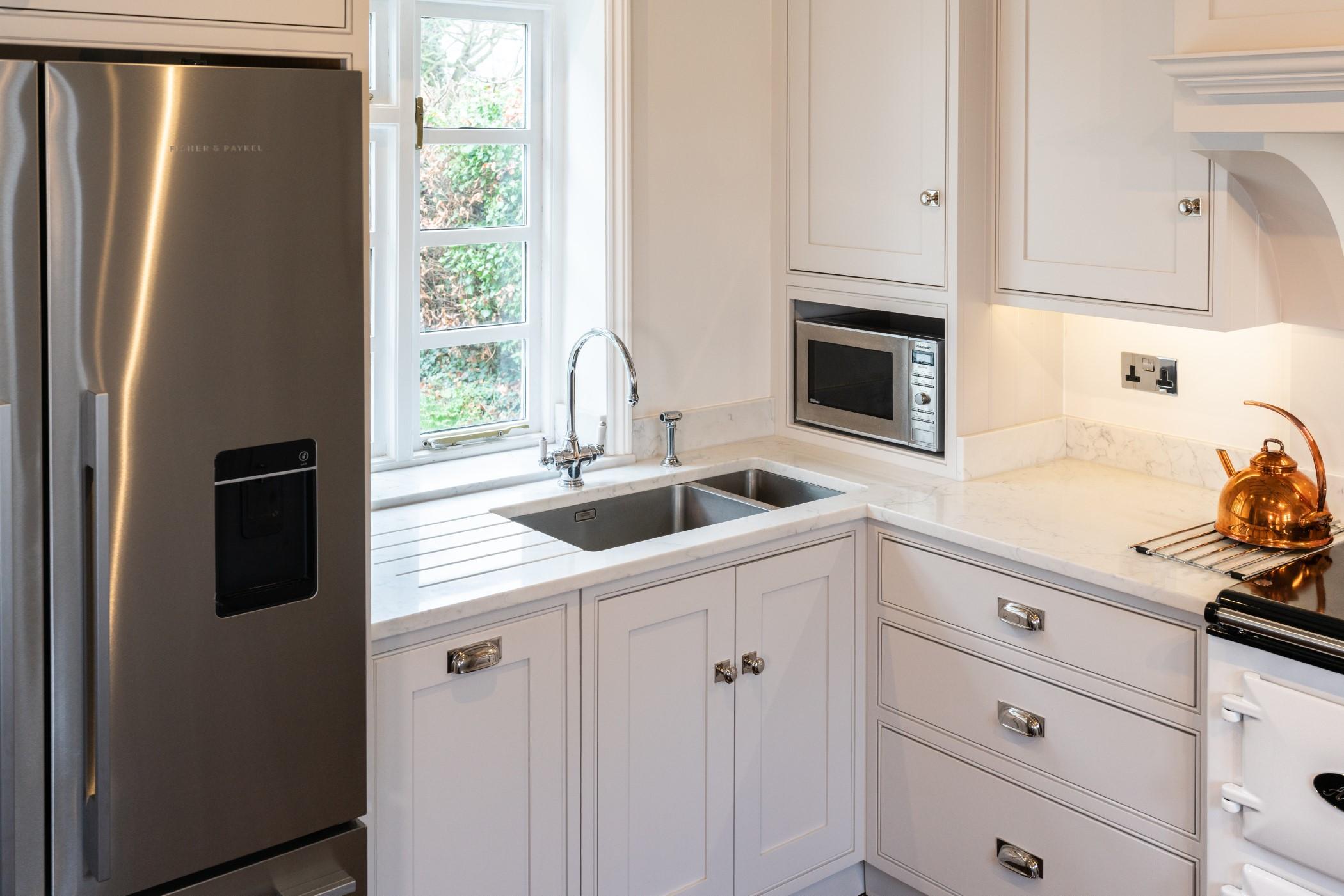 Choosing The Right Sink For Your Handmade Kitchen Nicholas Bridger